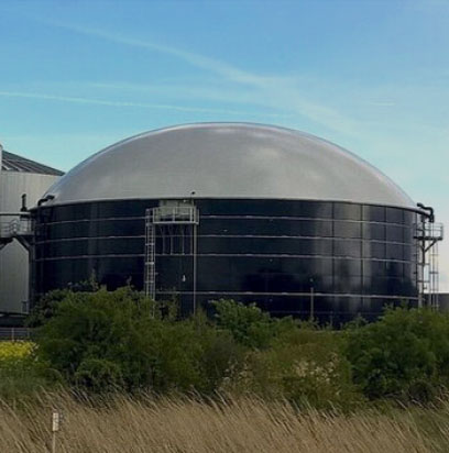 Application Anaerobic Digesters