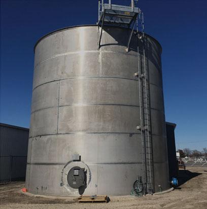 Application Industrial Process Tanks